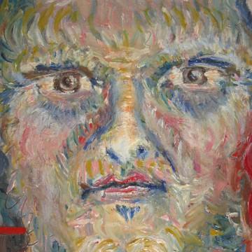 Zenke als Van Gogh